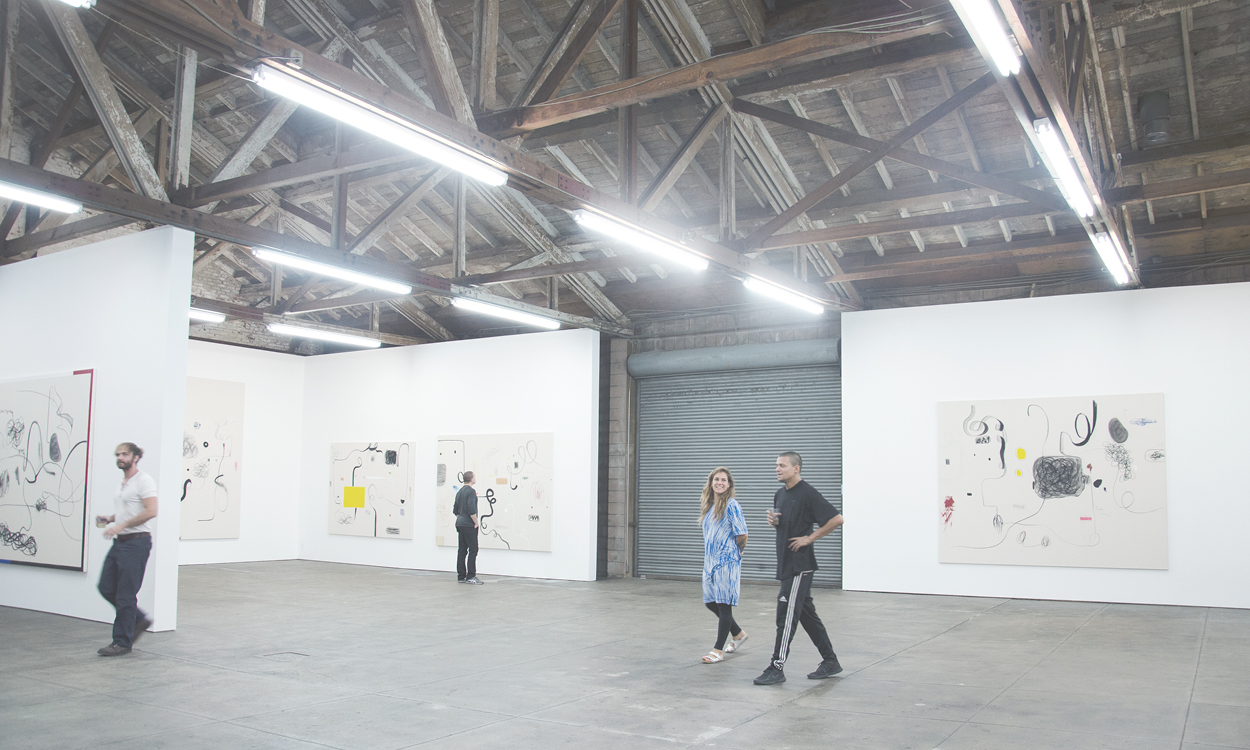 IBID. GALLERIES IN LONDON AND LOS ANGELES